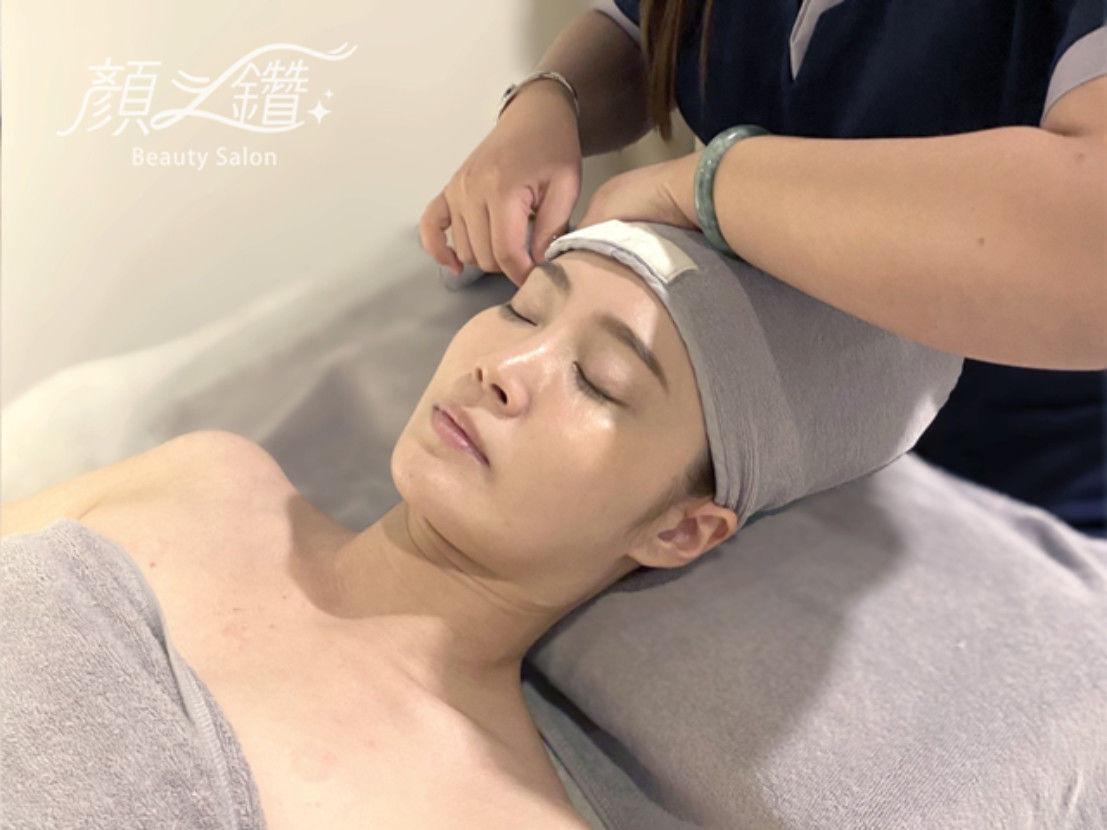 【粉刺複合酸調理課程】2021年高雄做臉Spa推薦顏之鑽,做臉流程大曝光